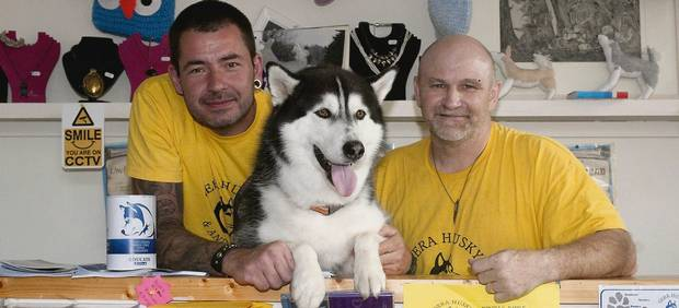 Maurice Opens Charity Shop to Help Fund Animal Sanctuary